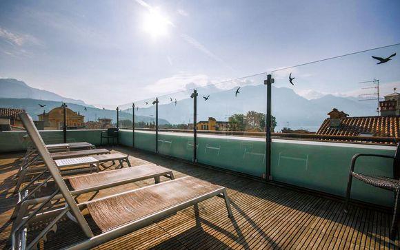 Poussez les portes de l'hôtel Antico Borgo 4*