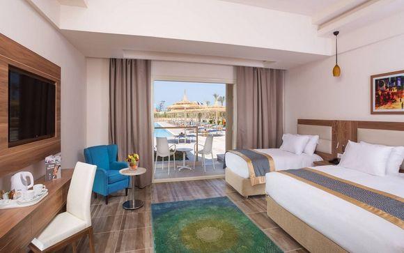 Poussez les portes de votre Hôtel Albatros Sea World Marsa Alam 5*