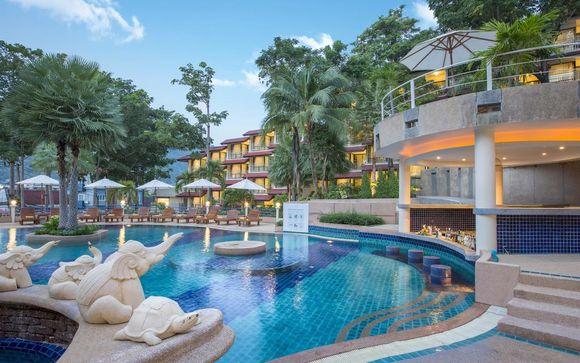 Votre extension à l'hôtel Chanalai Flora Resort à Phuket