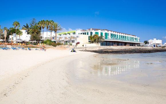 Poussez les portes de votre Hôtel Corralejo Beach 4*