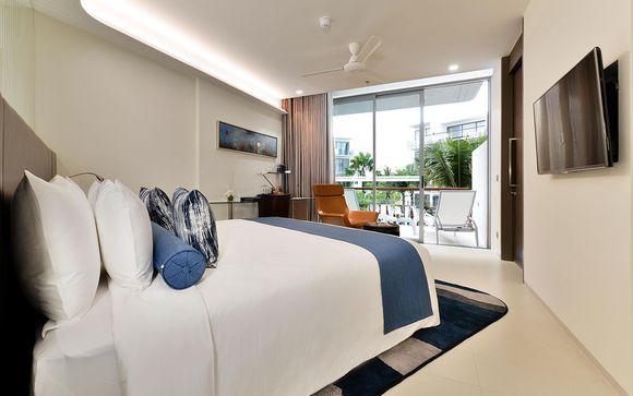 Poussez les portes de l'hôtel Dream Phuket Hôtel & Spa 5*