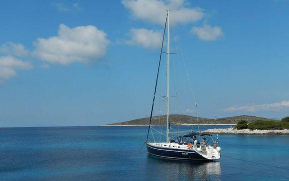 Mettez les voiles sur la Mer Égée