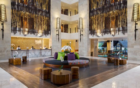 Poussez les portes de l'hôtel Holiday Inn Resort Bali Benoa 5*
