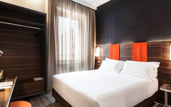 Votre extension à l'hôtel Smooth Hotel Rome Republicca à Rome