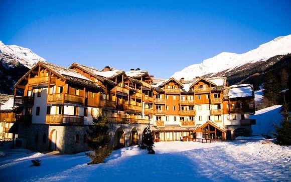 France Lanslebourg-mont cenis - Les Alpages de Val Cenis 4* à partir de 505,00 € (505.00 EUR€)