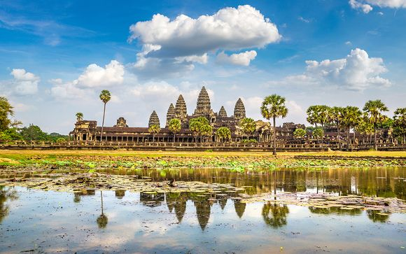 Circuit Charmes du Cambodge et extension Vietnam