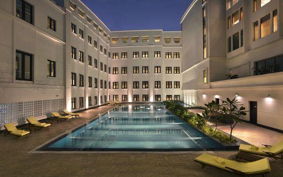 Poussez les portes de l'hôtel The Lalit Great Eastern Kolkata 5*