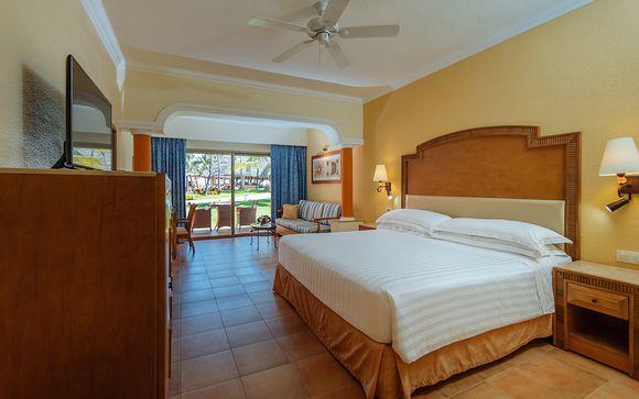 Poussez les portes de l'hôtel Barcelo Maya Colonial 5* sur la Riviera Maya