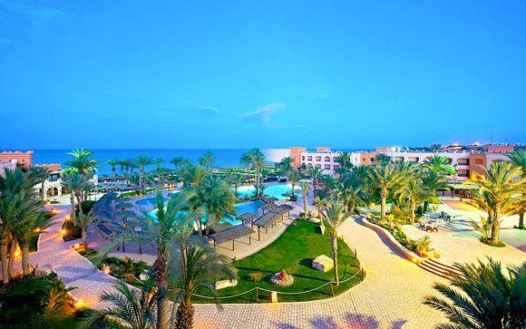 Hôtel Bluebay Safira Palms 4*