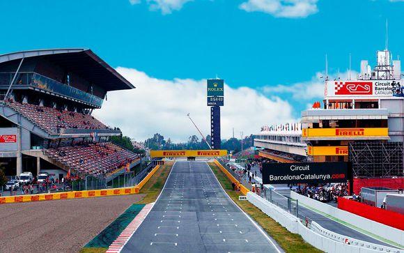 Le Grand Prix d'Espagne de Formule 1 2019
