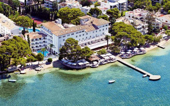 Poussez les portes de l'hôtel Illa d'Or 4*