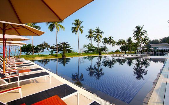 Hôtel Kantary Beach Khao Lak Villas & Suites 5*