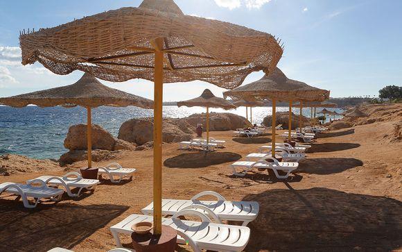 Poussez les portes de l'hôtel Labranda Tower bay à Sharm El Sheikh