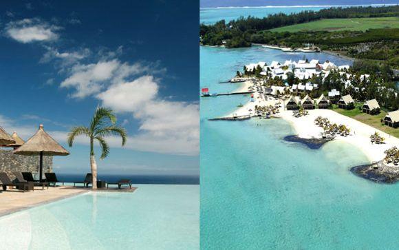 Combiné Réunion - île Maurice : hôtel Palm 4* et hôtel Preskil 4* en 14 nuits