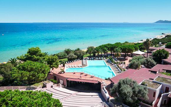 Italie Muravera - Free Beach Club 4* à partir de 395,00 € (395.00 EUR€)
