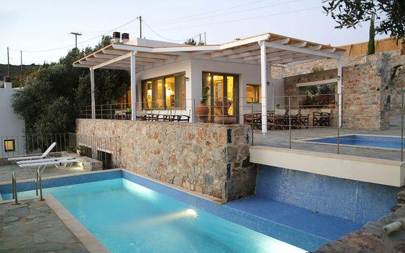 Poussez les portes de votre résidence Achlada Mourtzanakis
