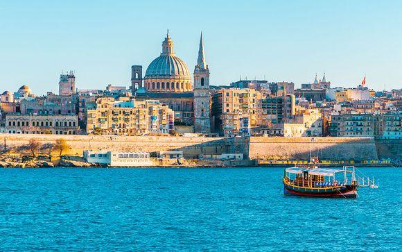 Circuit La Mosaïque Maltaise