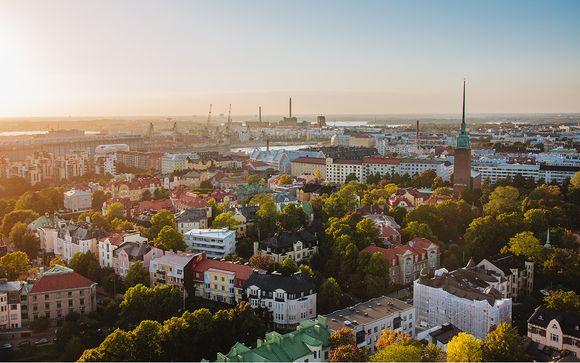 Rendez-vous... à Helsinki