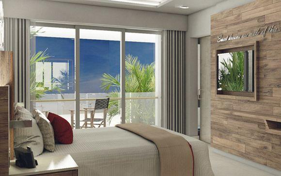 Poussez les portes de votre Planet Hollywood Beach Resort