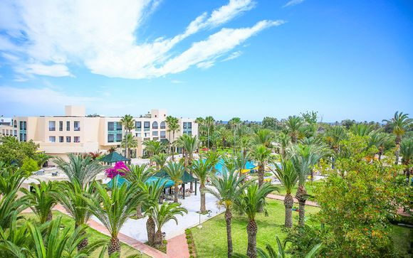 Magic Hôtel Nerolia Beach & Spa 4*