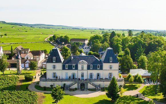 Hôtel & Spa La Cueillette 4*