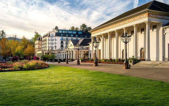 Dorint Maison Messmer Baden-Baden 5*