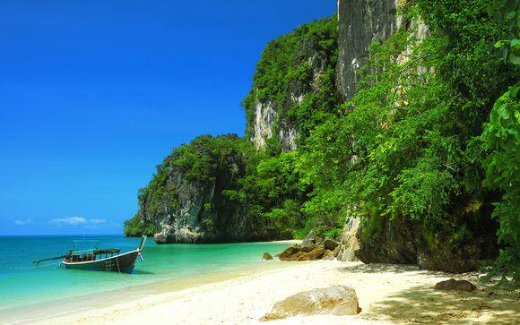 Krabi La Playa Resort 4*, The Waters 4* et Access Resort & Villas 5*