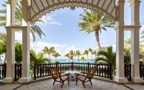 JW Marriott Marquis 5* et Residence Mauritius by Nosylis 5*