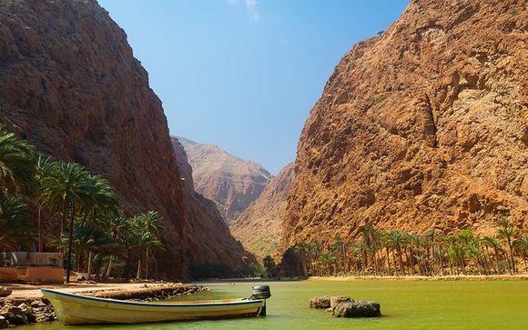 Rendez-vous... dans le Sultanat d'Oman