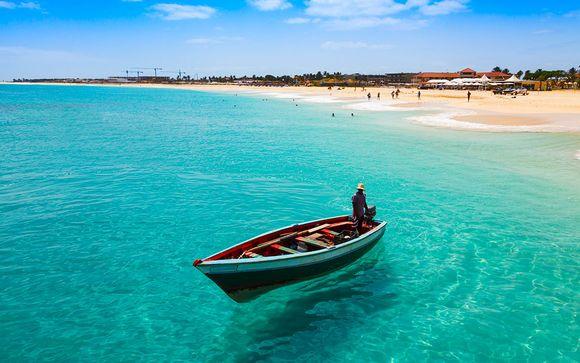 Hôtel Sensimar Cabo Verde 5* - Adult only