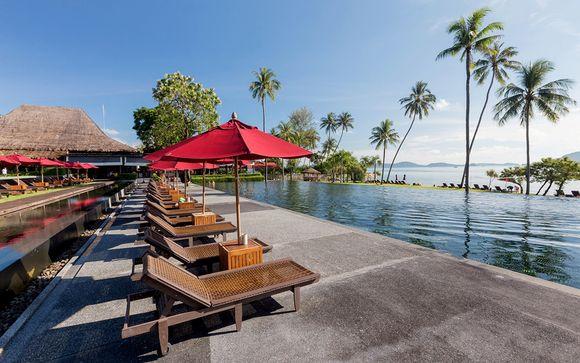 The Vijitt Resort 5* et séjour possible à Bangkok