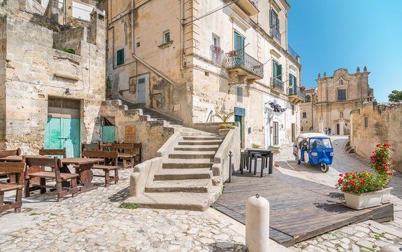 Votre séjour possible à Matera