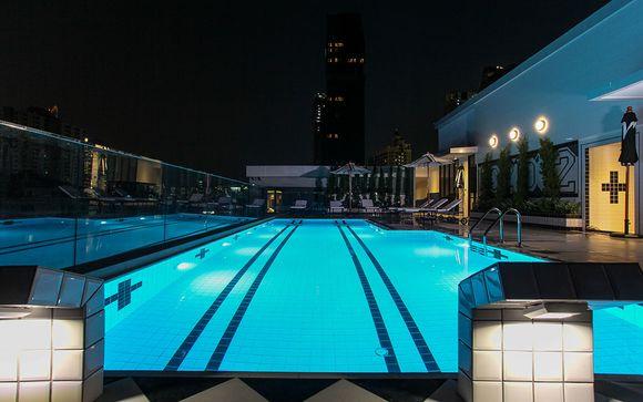Poussez les portes de l'hôtel The Passage Samui Villas & Resort 4*