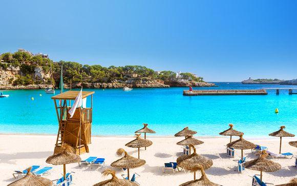 Espagne Palmanova - Hôtel Fergus Bermudas 4* à partir de 195,00 € (195.00 EUR€)