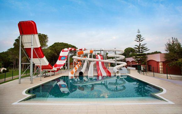 Poussez les portes de l'IC Santai Family Resort 5*