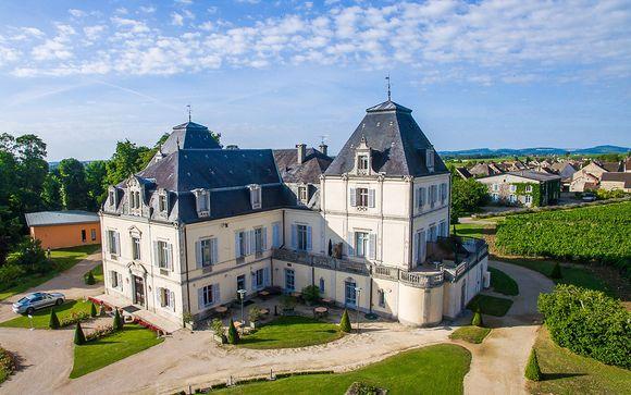 Poussez les portes de l'Hôtel & Spa La Cueillette 4*
