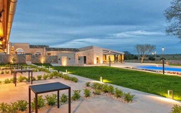Stacci Rural Resort 4*