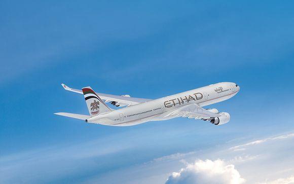La compagnie Etihad Airways