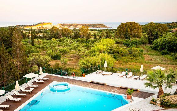 Gerakas Belvedere Luxury Suites 4*