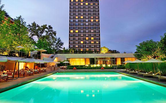 Hôtel Intercontinental Geneva 5*