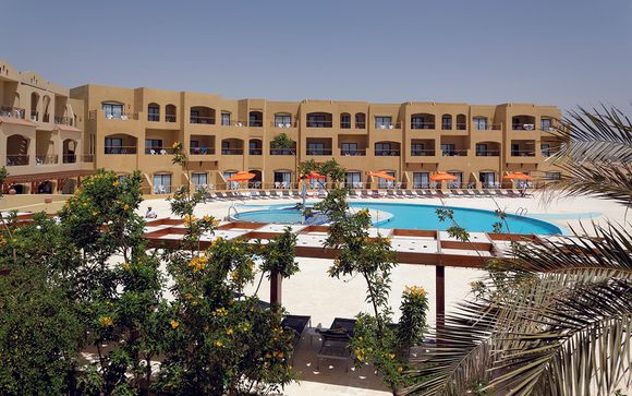 Votre extension possible au Three Corners Fayrouz Resort 5*