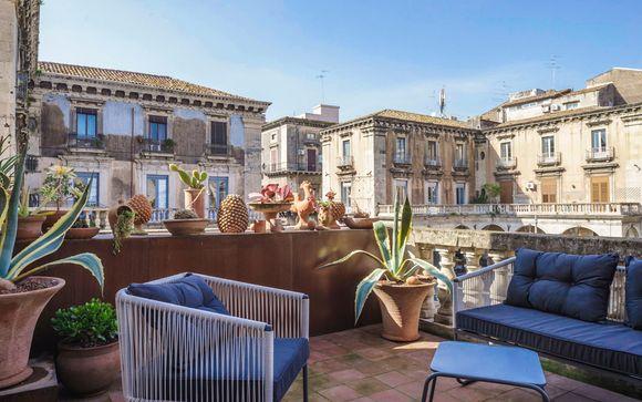 Poussez les portes de l'Asmundo di Gisira boutique-hôtel