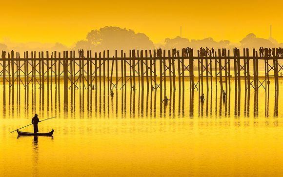 Circuit en groupe Merveilles du Myanmar