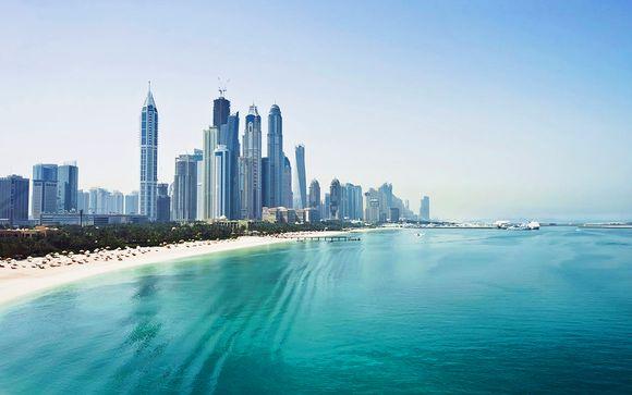Combiné 4* Hilton Garden Inn Dubaï et Radisson Blu Yas Island Abu Dhabi
