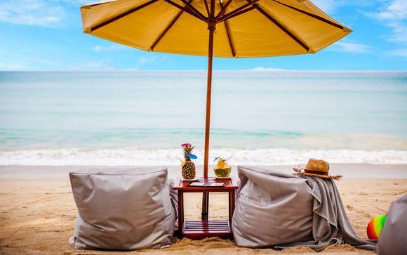 Votre séjour balnéaire à l'hôtel Swissôtel Resort 5*