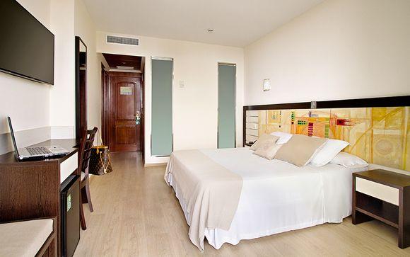 Poussez les portes de votre hôtel Indalo Park
