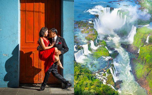 Visite privée à la découverte de Buenos Aires et des chutes d'Iguazu
