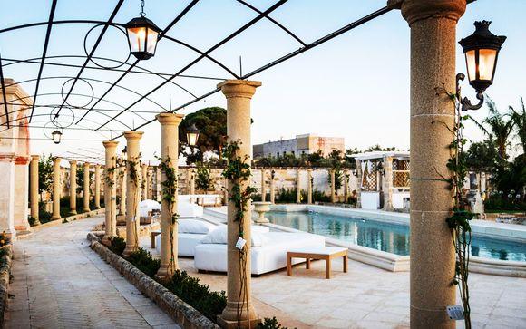 Boutique-hôtel Tenuta Mosè Gallipoli