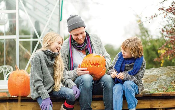 Halloween - Vacances de la Toussaint