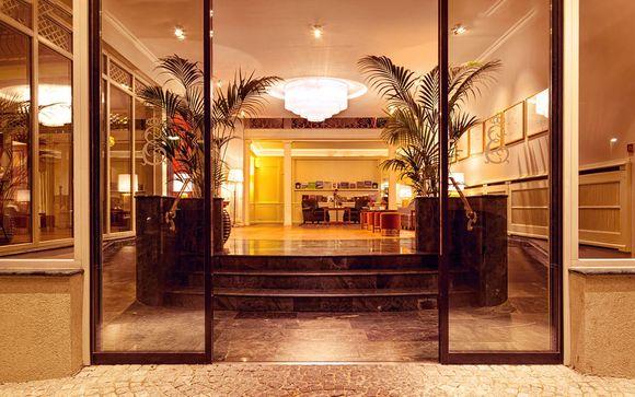 Poussez les portes de l'hôtel Erbprinz 5*